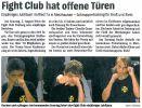 Juli 2009 Wochenbericht