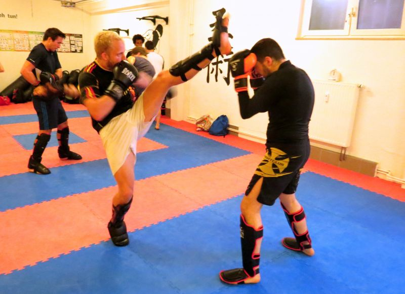 Kickboxen Freiburg